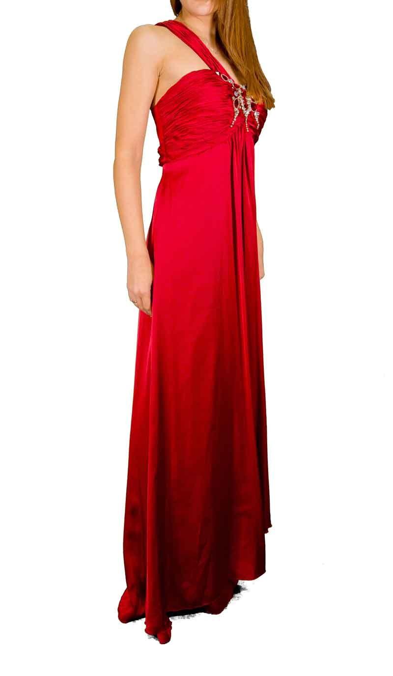 Φόρεμα σε άλφα γραμμή