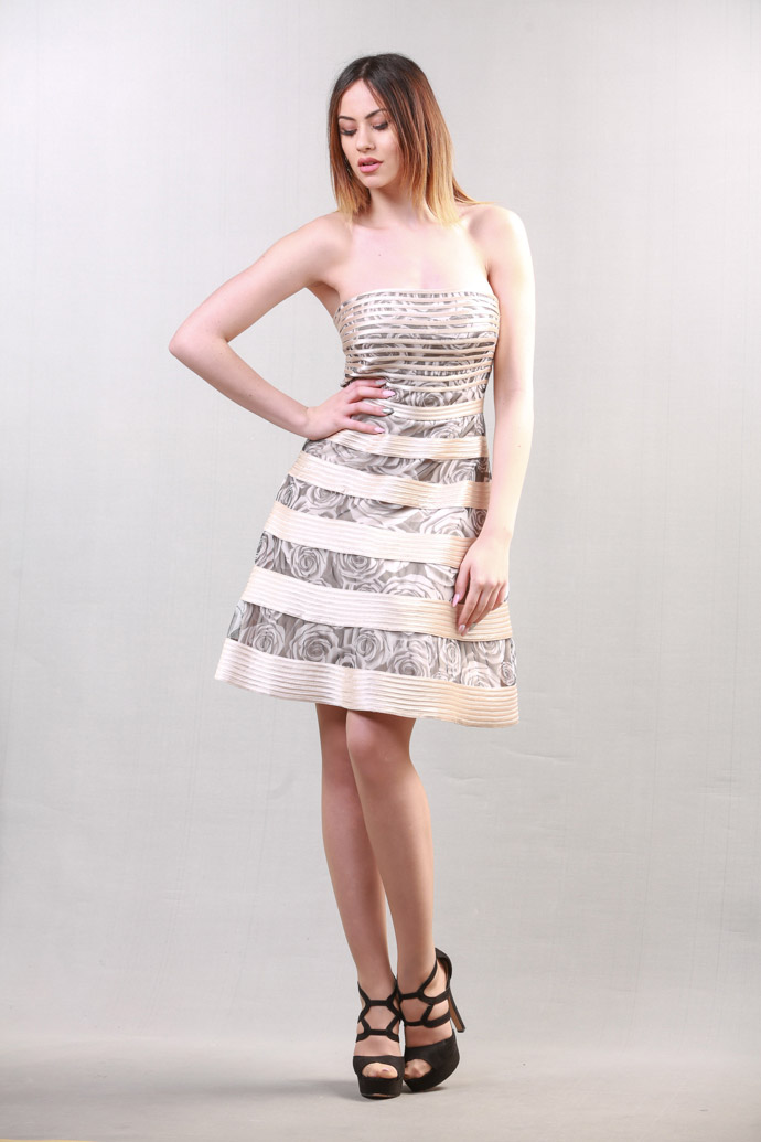 Giry fashion dress