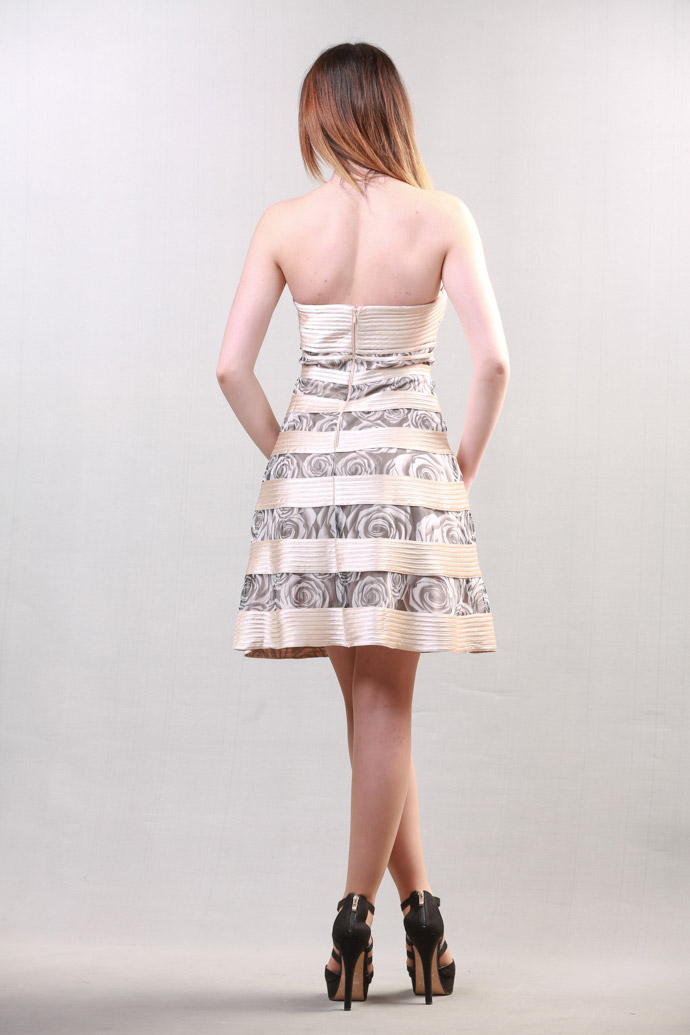 Giry fashion dress
