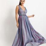 Ιριδίζον φόρεμα